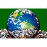 empresa de gestão de resíduos sólidos e meio ambiente Rio Pequeno
