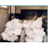 empresa de tratamento de resíduos infectantes Imirim