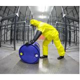 empresa de tratamento de resíduos químicos Cidade Patriarca