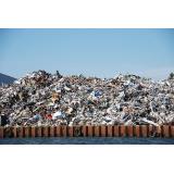 empresa de tratamento de resíduos sólidos Piracicaba