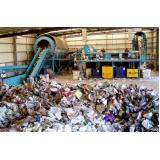 endereço da empresa de gestão de resíduos industriais Parque São Lucas