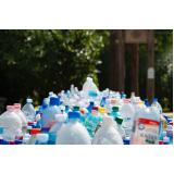 endereço da empresa de gestão de resíduos plásticos Parque São Rafael