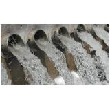 endereço da empresa de gestão de resíduos sólidos e líquidos Vila Romana
