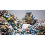 gerenciamento de resíduos contaminados preço Vila Lusitania