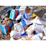 gerenciamento de resíduos farmacêuticos preço Mogi das Cruzes