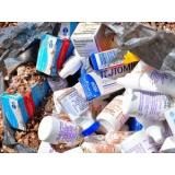 gerenciamento de resíduos farmacêuticos preço Poá