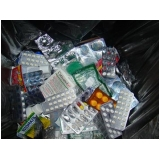 gerenciamento de resíduos farmacêuticos São Vicente