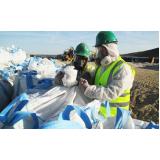 gerenciamento de resíduos contaminados