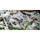 gerenciamento de resíduos hospitalares preço Jardim São Paulo