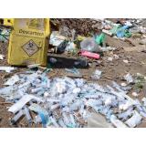 gerenciamento de resíduos hospitalares valor Valinhos