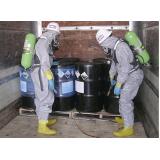 gerenciamento de resíduos químicos Anália Franco