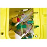 gerenciamento de transporte de resíduo biológico ABCD