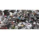 gerenciamento de transporte de resíduo eletrônico Alto de Pinheiros