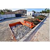 gerenciamento de transporte de resíduo sólidos da construção civil Tucuruvi