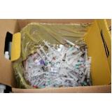 gerenciamento de transporte de resíduos biológicos Mooca