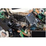 gerenciamento de transporte de resíduos eletrônicos