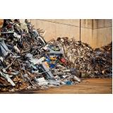 gerenciamento de transporte de resíduos industriais Jardins