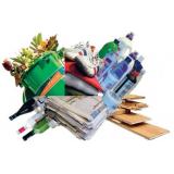 gerenciamento de transporte de resíduos não perigosos Vila Mazzei