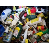 gerenciamento de transporte de resíduos perigosos Grajau