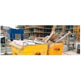 gerenciamento de transporte de resíduos sólidos da construção civil localização Parque do Carmo