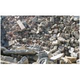 gerenciamento de transporte de resíduos sólidos da construção civil Santo Amaro