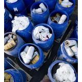 gerenciamento de transporte de resíduos sólidos Guaianases