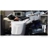 gestão de resíduo eletrônicos Parada Inglesa