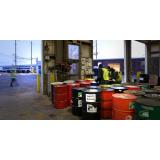 gestão de resíduo químico São Vicente