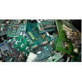 gestão de resíduos eletrônicos preço Jardim Orly