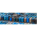 gestão de resíduos sólidos preço Vila Ré