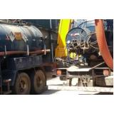 onde tem gerenciamento de transporte de resíduos líquidos Grajau