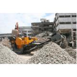 onde tem gerenciamento de transporte de resíduos sólidos da construção civil Mauá