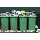 onde tem gerenciamento de transporte de resíduos sólidos Sorocaba