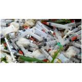 plano de gerenciamento de resíduos hospitalar Jardim Bonfiglioli