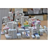 preciso de empresa de gerenciamento de resíduos em farmácia Pedreira