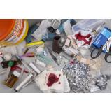 preciso de empresa de gerenciamento de resíduos na área da saúde Pompéia