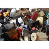 serviço de coleta de lixo eletrônico Jockey Club