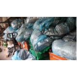 serviço de coleta de resíduos sólidos Artur Alvim