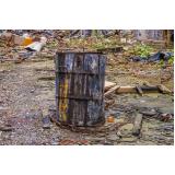 serviço de descarte de resíduos sólidos Osasco