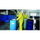 serviço de destinação de resíduos contaminados Vila Dalila