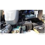 serviço de destinação de resíduos eletrônicos Ipiranga