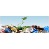 serviço de gerenciamento de resíduos contaminados Jardim Helian