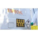 serviço de gerenciamento de resíduos infectantes Anália Franco