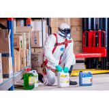 serviço de tratamento de resíduos químicos Butantã