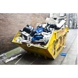 tratamento de resíduos sólidos preço Jacareí