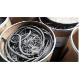 tratamento de resíduos sólidos Cidade Dutra