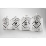 tratamento de resíduos infectantes