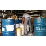 valor de gestão de resíduos contaminados M'Boi Mirim