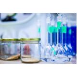 valor de gestão de resíduos em laboratórios Butantã
